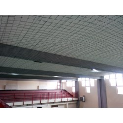 Filet de protection plafond