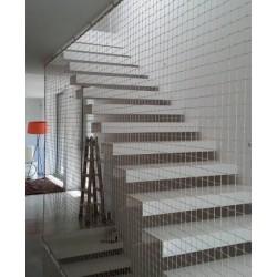 Filet de rambarde / protection verticale